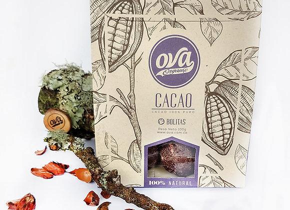 Cacao en Bolitas - 100g