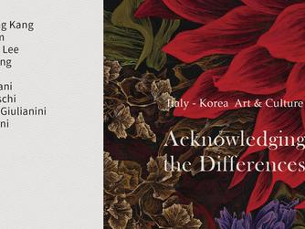 이탈리아-한국 문화예술 교류전: 다름의 인정