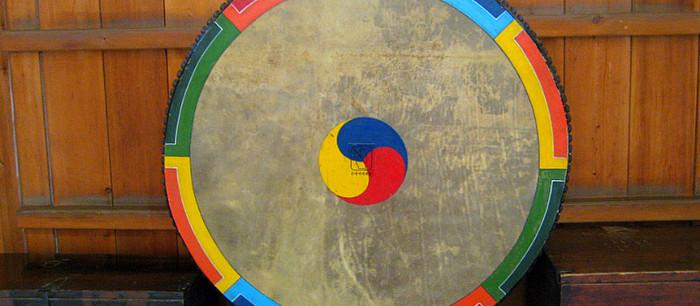 대조의 조화 한국의 문화 상징