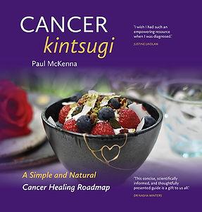 Cancer Kintsugi book