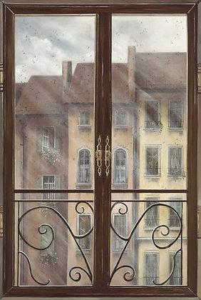 Paris Rain- France- Limited Edition
