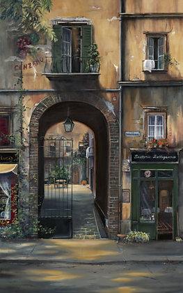 Cinzano- Sienna, Italy- LImited Edition
