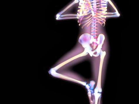 Yoga for Stronger Bones