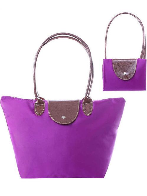 The Everyday Tote, Purple