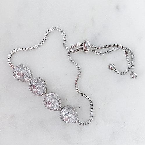 The Queen Teardrop Bracelet
