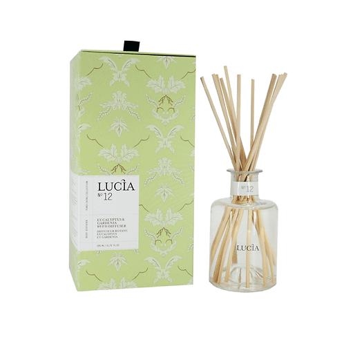 N°12 Eucalyptus & Gardenia Reed Diffuser