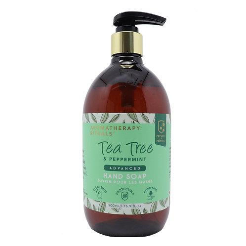 Tea Tree Hand Wash - Peppermint