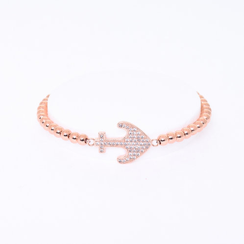 Anchor Away Bracelet