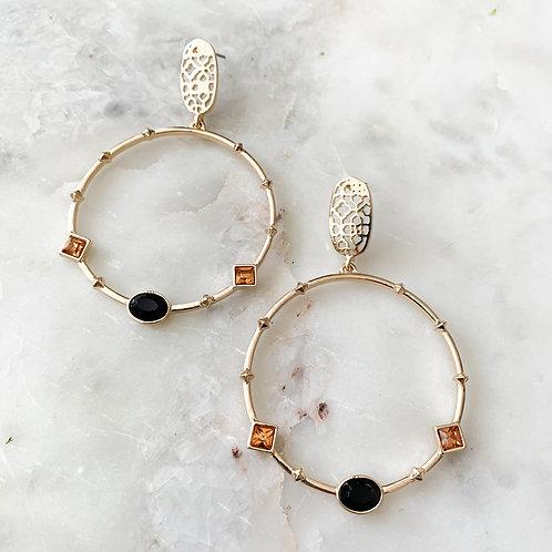 The Empress Earring
