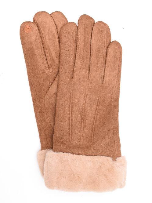 The Hudson Gloves, Camel