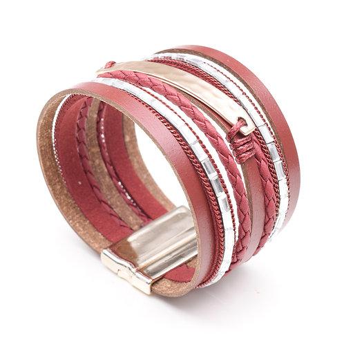 The Beveled Glitz Bracelet