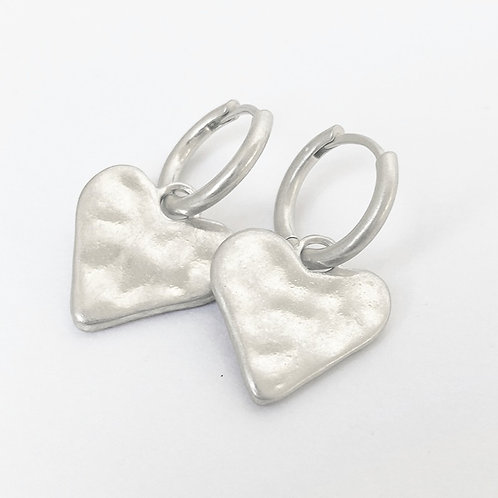 The Hammered Heart Hoops