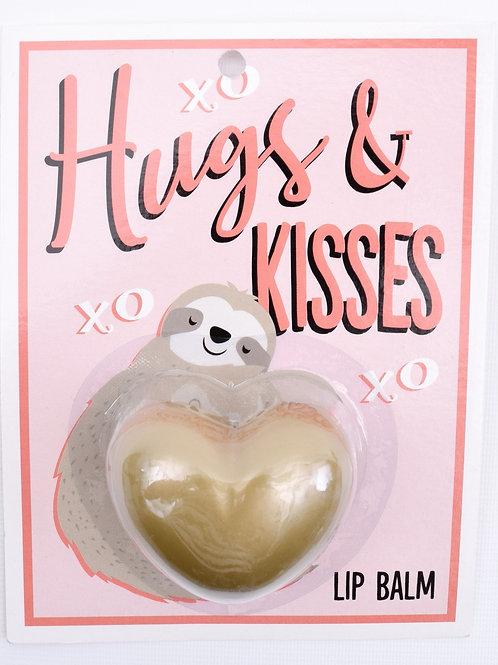 """""""Hugs & Kisses"""" Lip Balm"""
