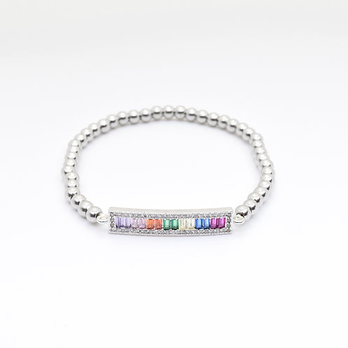 The Rainbow Stretch Bracelet