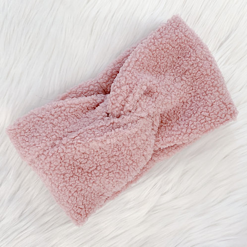 The Tina Twist Headband, Pink