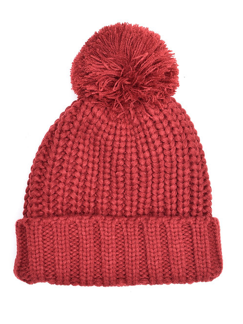 The Tiffany Toque, Red