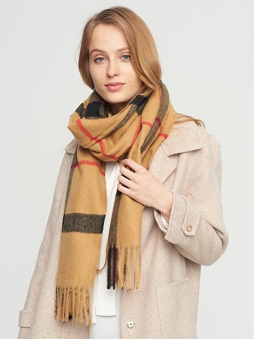 The Uptown Scarf, Camel