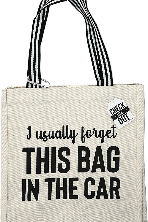 Forget This Bag - 100% Cotton Twill Gift Bag