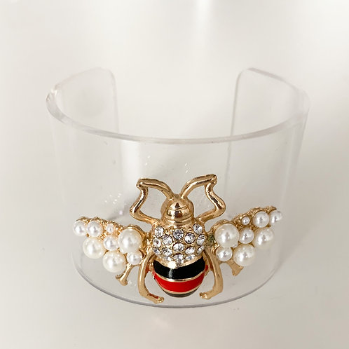 The Bumble Bee Cuff
