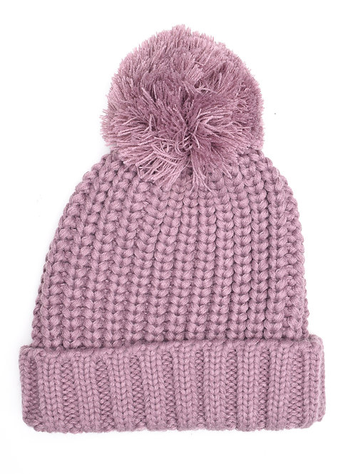 The Tiffany Toque, Mauve