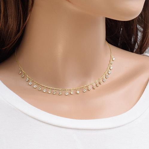 The Clara Necklace, 925 Silver