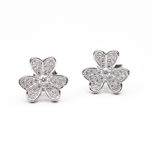 The Clover, 925 Sterling Silver