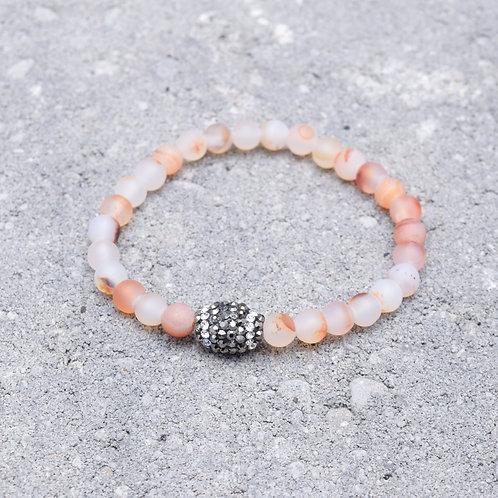 The Sunset Bead Bracelet