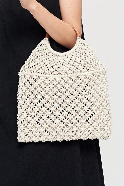 The Crochet Tote