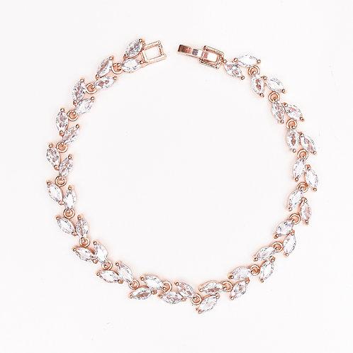 The Rapunzel Cubic Bracelet