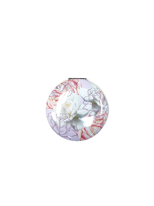 Wild Flower Compact Mirror