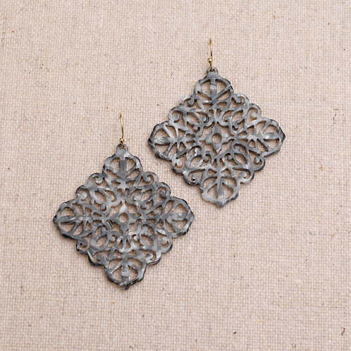 The Natural Filigree Earring