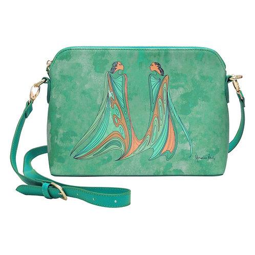 Maxine Noel Friends Art Bag