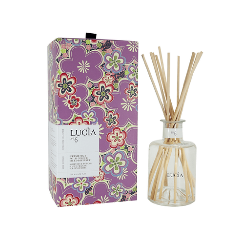 Lucia No.3 Diffuser Fresh Fig & Wild Ginger