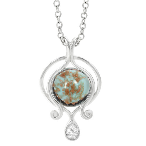 Lady slipper pendant pretty thingz fashion jewellery 925 sterling silver pendant aloadofball Image collections