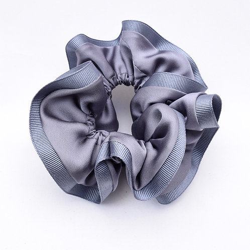 The Simple Silk Scrunchie