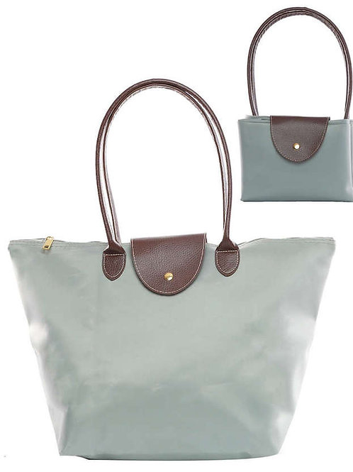 The Everyday Tote, Sea Foam Green