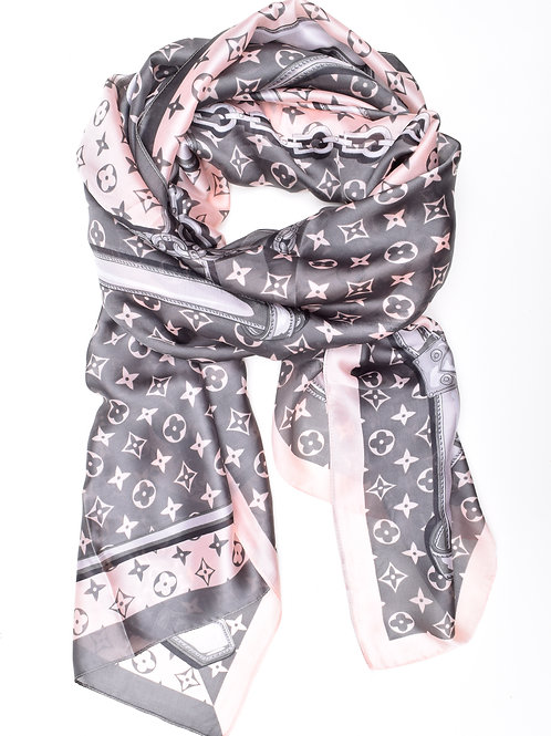 The Luna Scarf, Pink