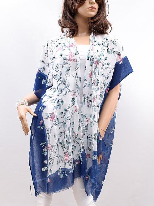 The Floral Essence Kimono