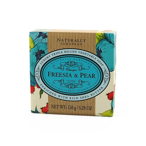 Freesia & Pear Luxury Soap