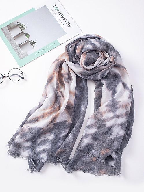 The Tianna Tie Dye, Black