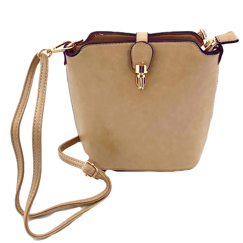 The Elizabeth Bag, Apricot