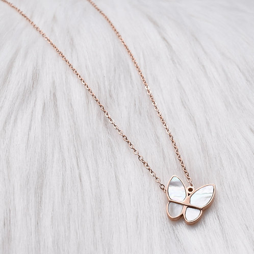 The Butterly Effect, Necklace