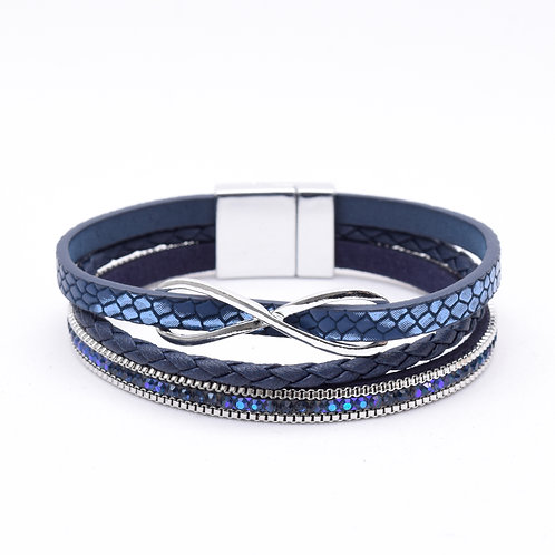 The Limitless Leather Bracelet