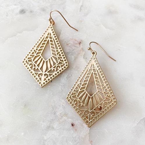 The Dynasty Earring