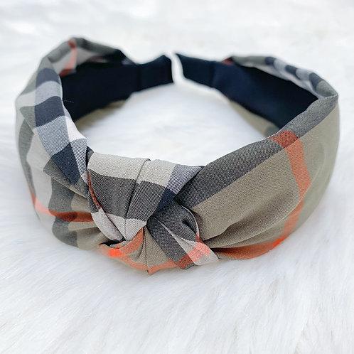 The Bonnie Luxury Headband, Brown