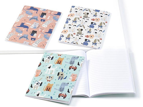 Animal Themed Note Pad