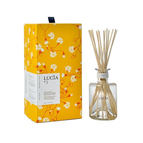 Lucia No.3 Diffuser Tea Leaf & Honey Flower