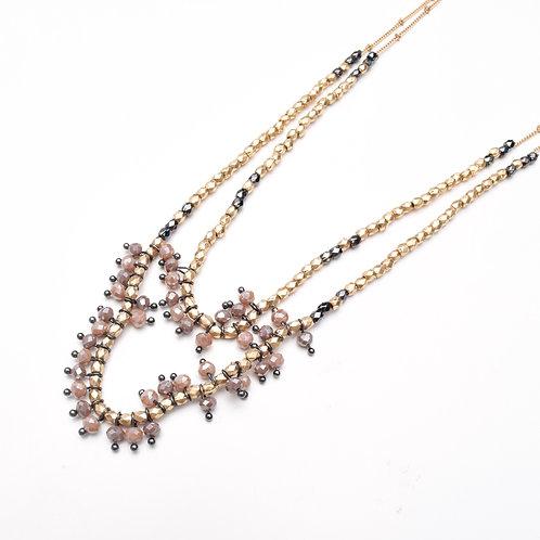 The Mardi Gras Necklace