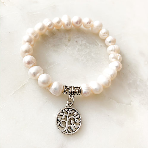 The Pearl of Life Bracelet