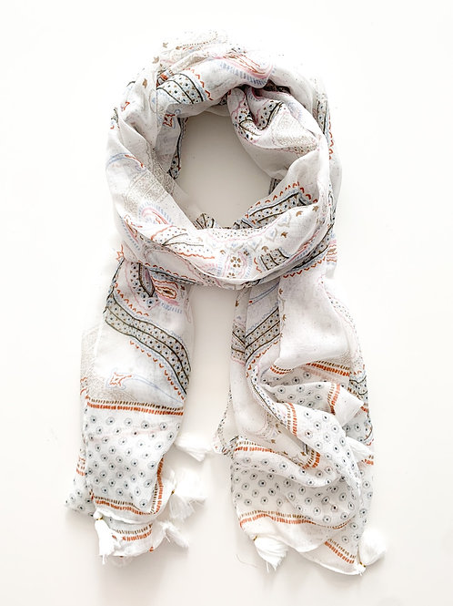 The Karina Scarf, with Shimmer